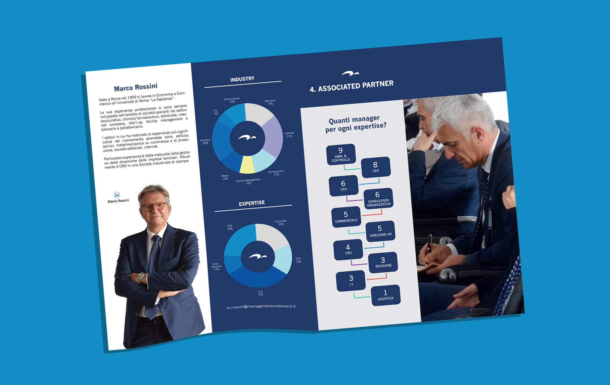 brochure marketing markappa