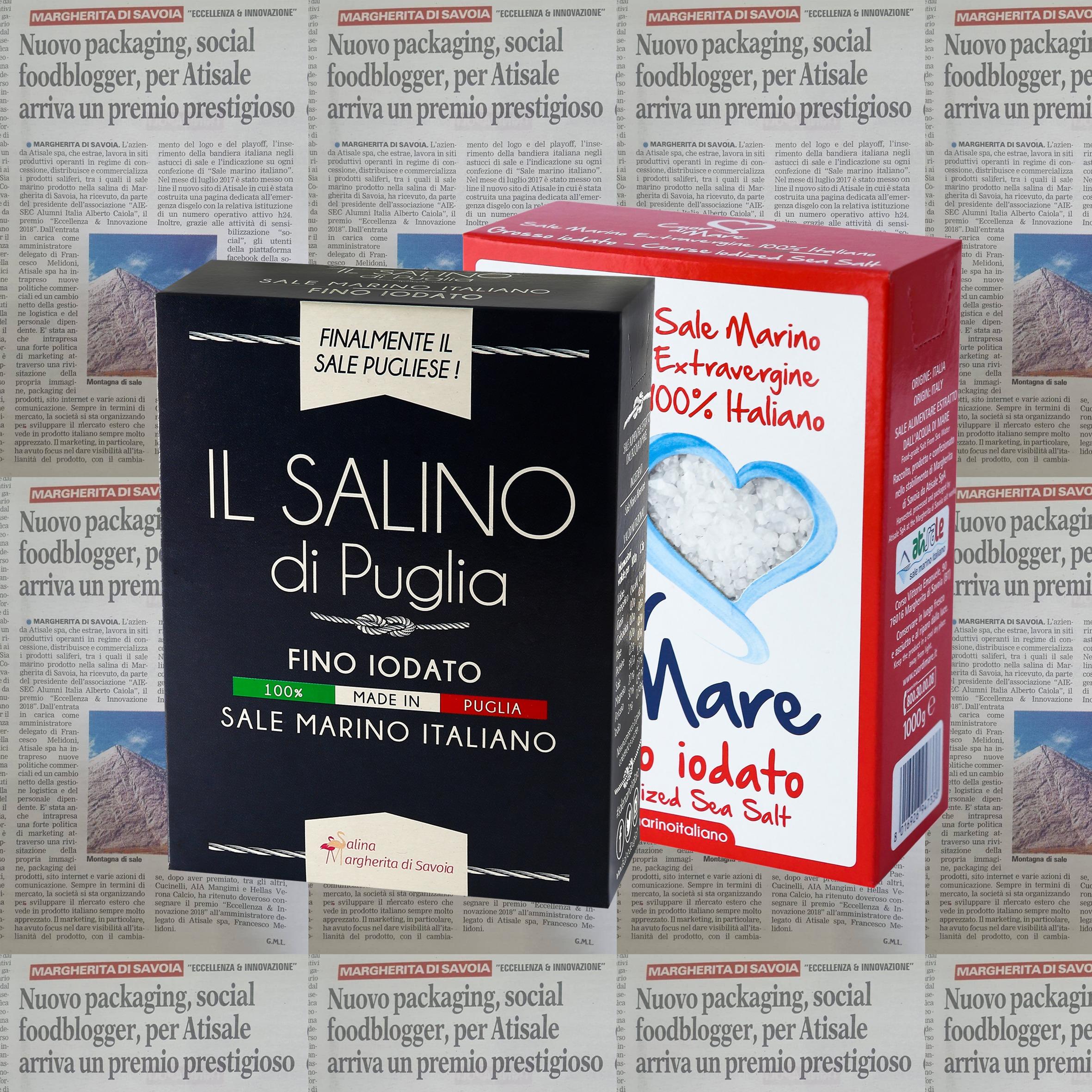 packaging di marketing