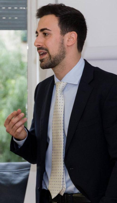 Edoardo Saba marketing specialist